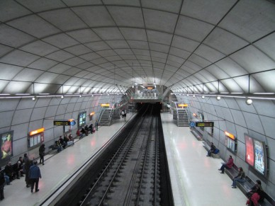 Metro Station Overview