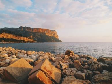 Cassis landscapes