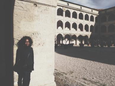 Kamila in Marseille