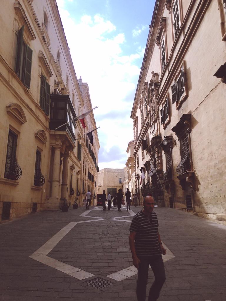 valleta streets