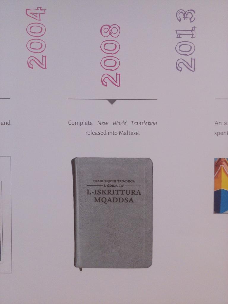 malta bible