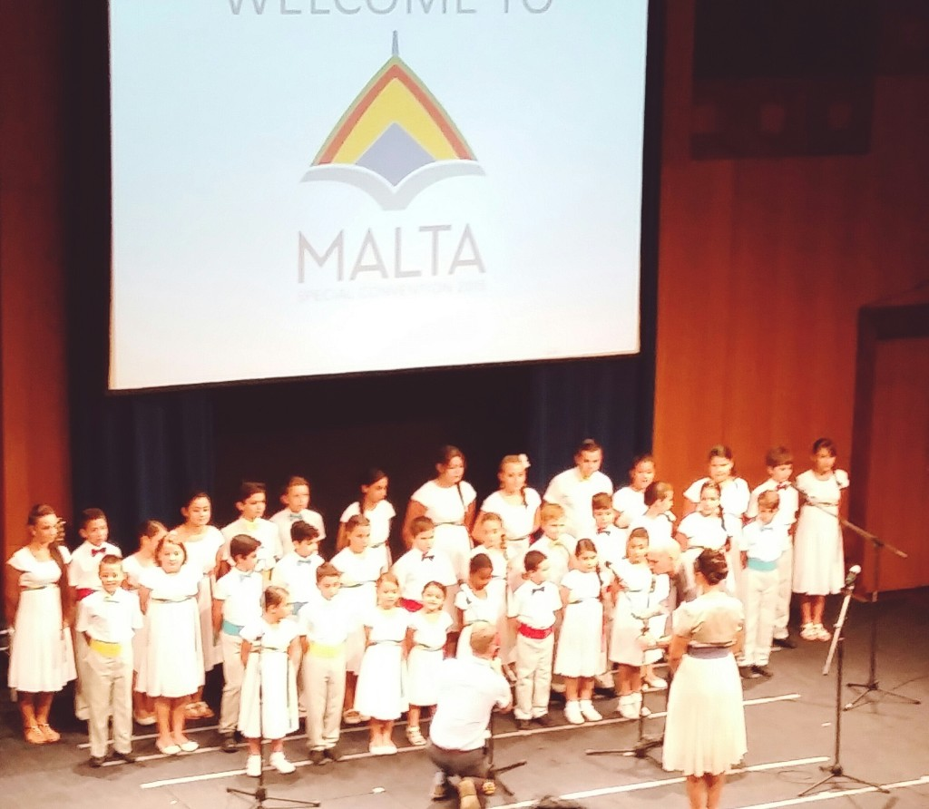 maltese children