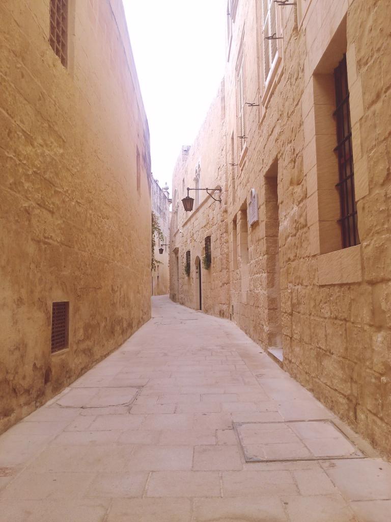 mdina alleys