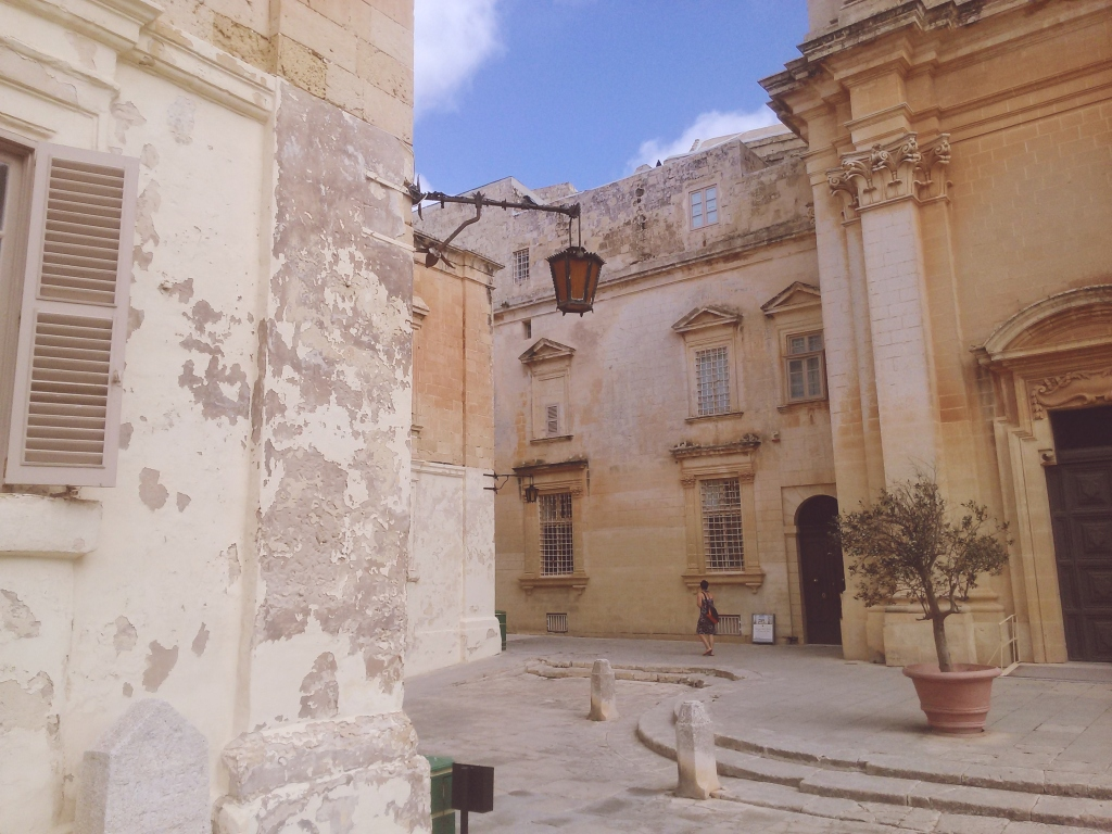 lost in mdina